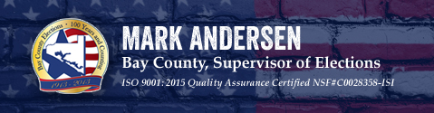 Bay County Supervisor of Elections
