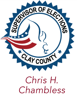 Chris H. Chambless Clay County Supervisor of Elections