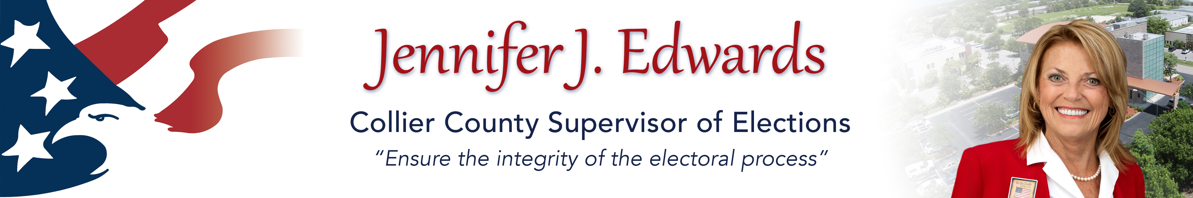 Jennifer J. Edwards Collier County Supervisor of Elections
