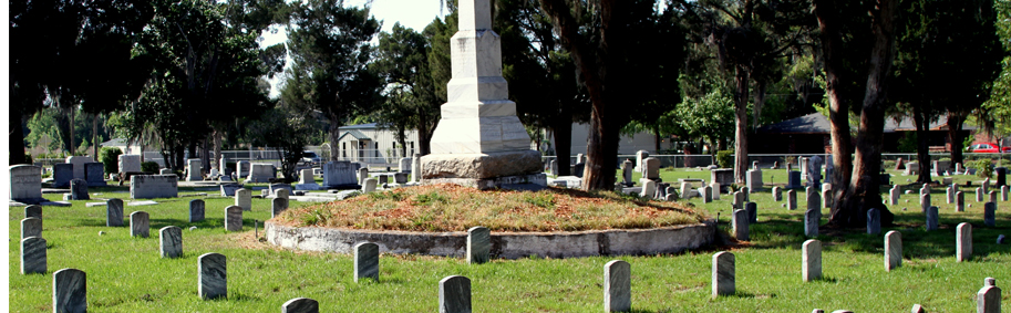 Olistee Civil War Graves