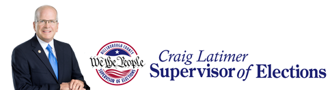 Hillsborough Supervisor of Elections logo