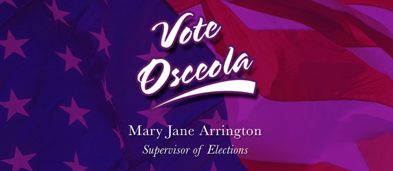 Home Link Osceola County Supervisor of Elections