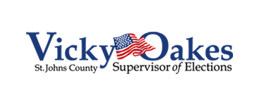 Vicky Oakes Supervisor of Elections St. Johns County