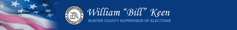 Sumter Supervisor of Elections logo